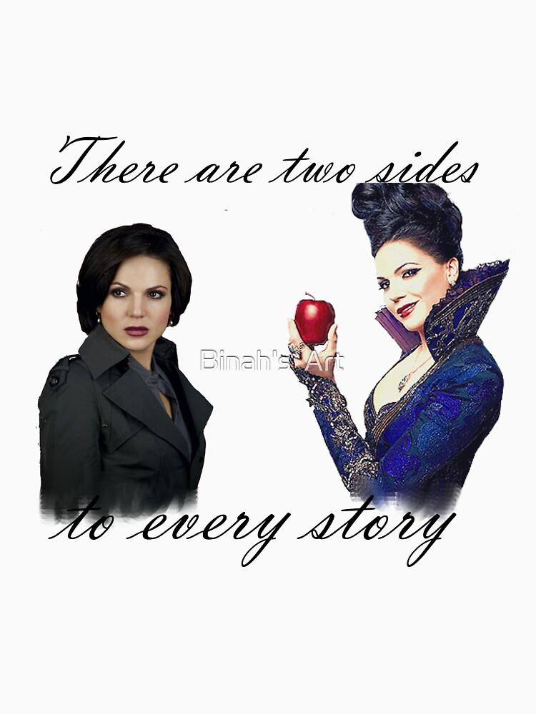 Regina Mills/The Evil Queen by sonataaway