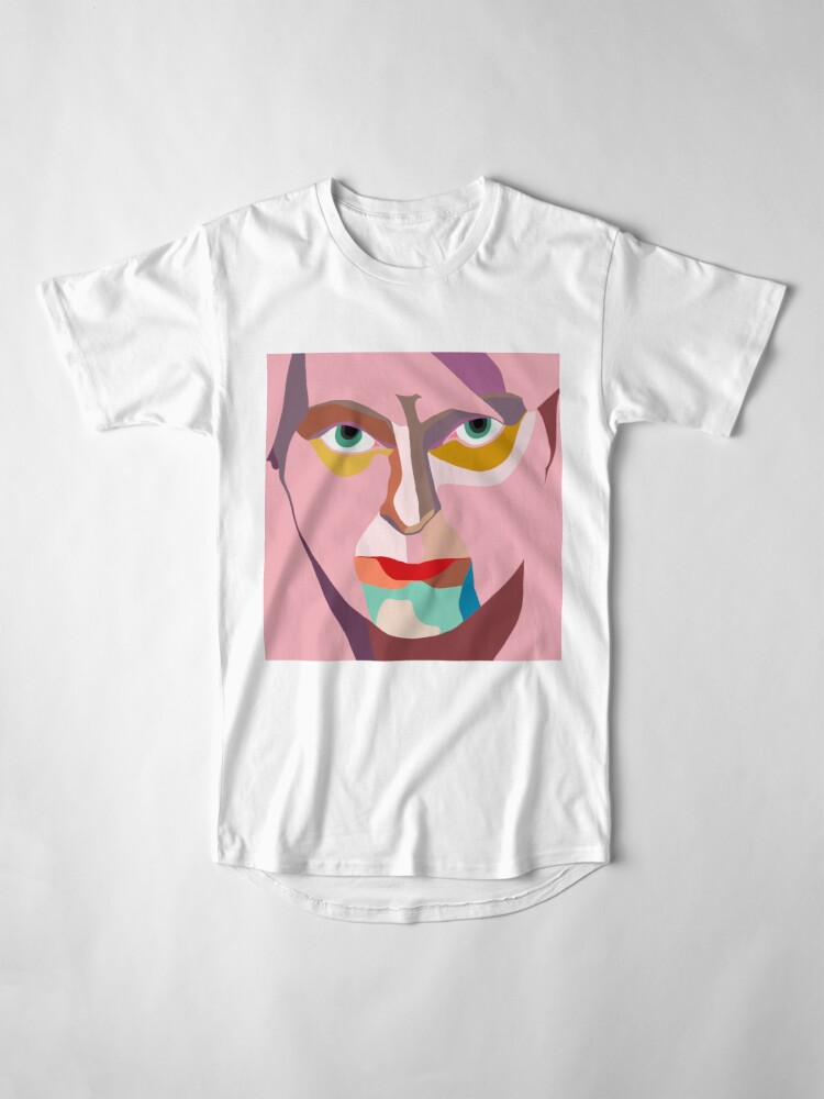 Alternate view of PINK THUMB CUBE Long T-Shirt