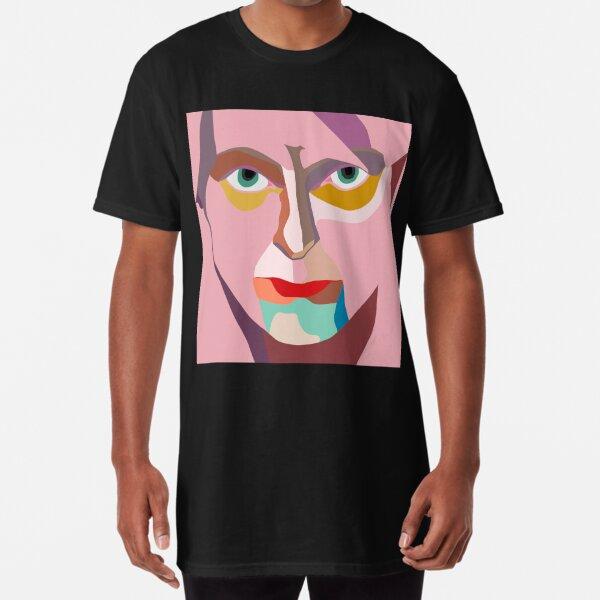 PINK THUMB CUBE Long T-Shirt