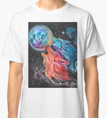 Space Howl Illustration  Classic T-Shirt