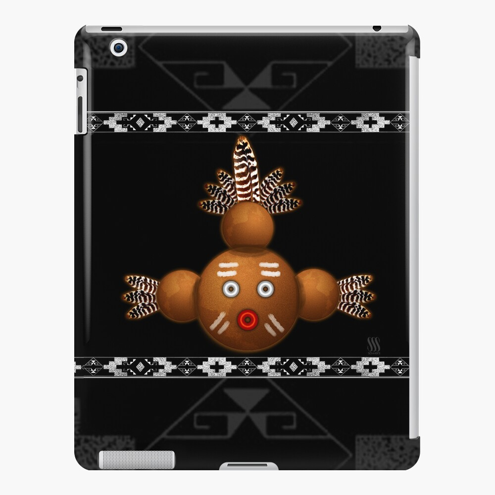 Mudhead Kachina iPad Case & Skin