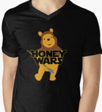 Honey Wars Men's V-Neck T-Shirt