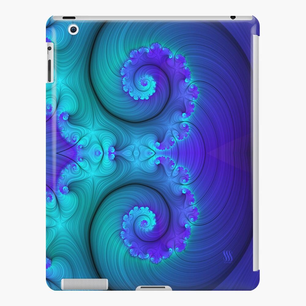 Frilled Nautlius 1 iPad Case & Skin