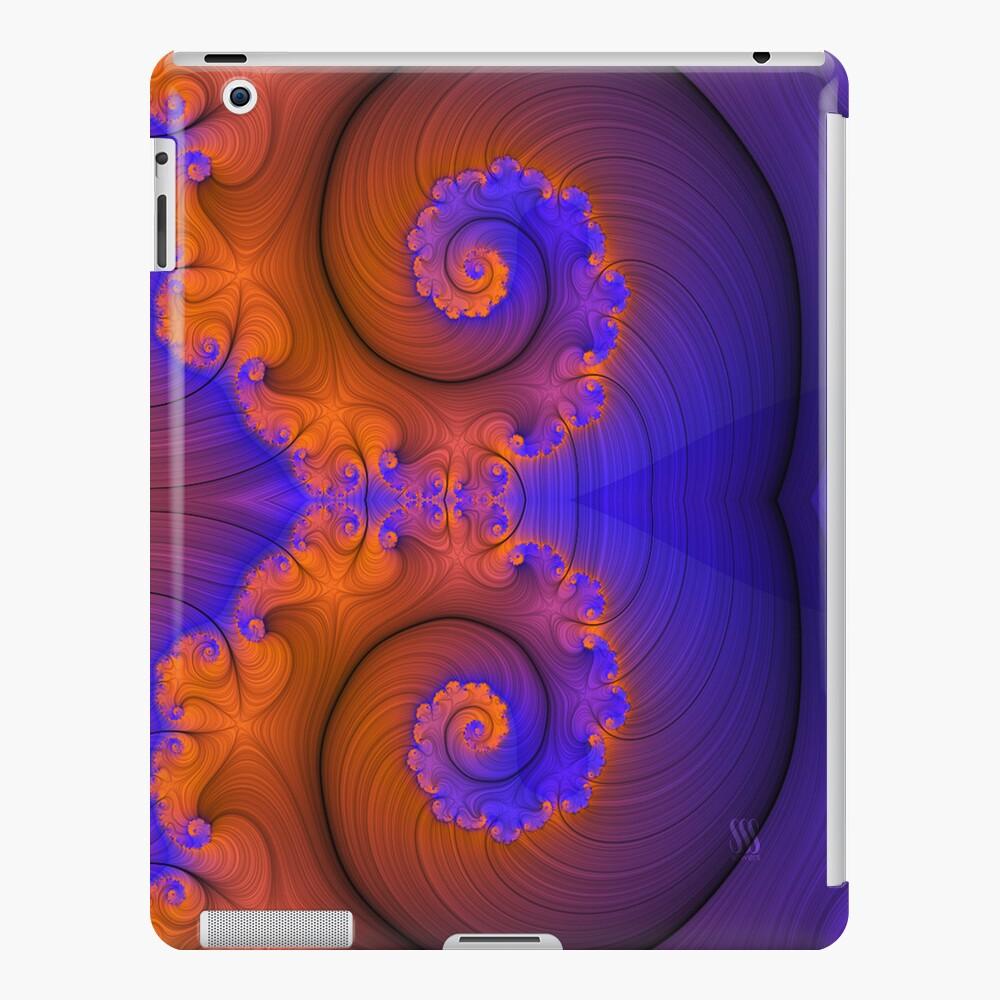 Frilled Nautilus 2 iPad Case & Skin