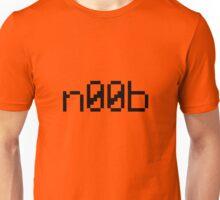 n00b (Black) Unisex T-Shirt