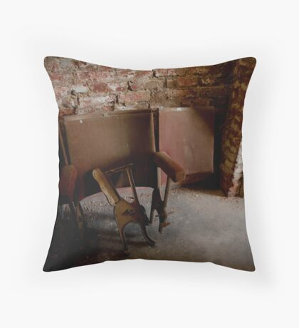 untitled #345 Throw Pillow