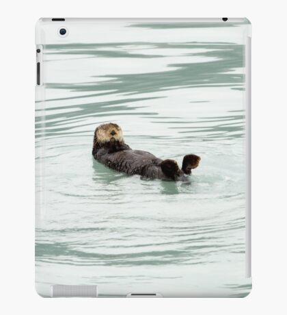 Sea Otter iPad Case/Skin