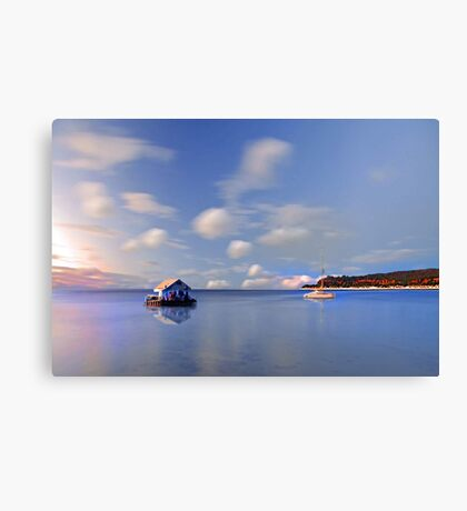 Pearl Farm  Canvas Print