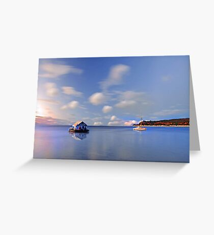 Pearl Farm  Greeting Card