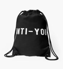 Anti-you Drawstring Bag