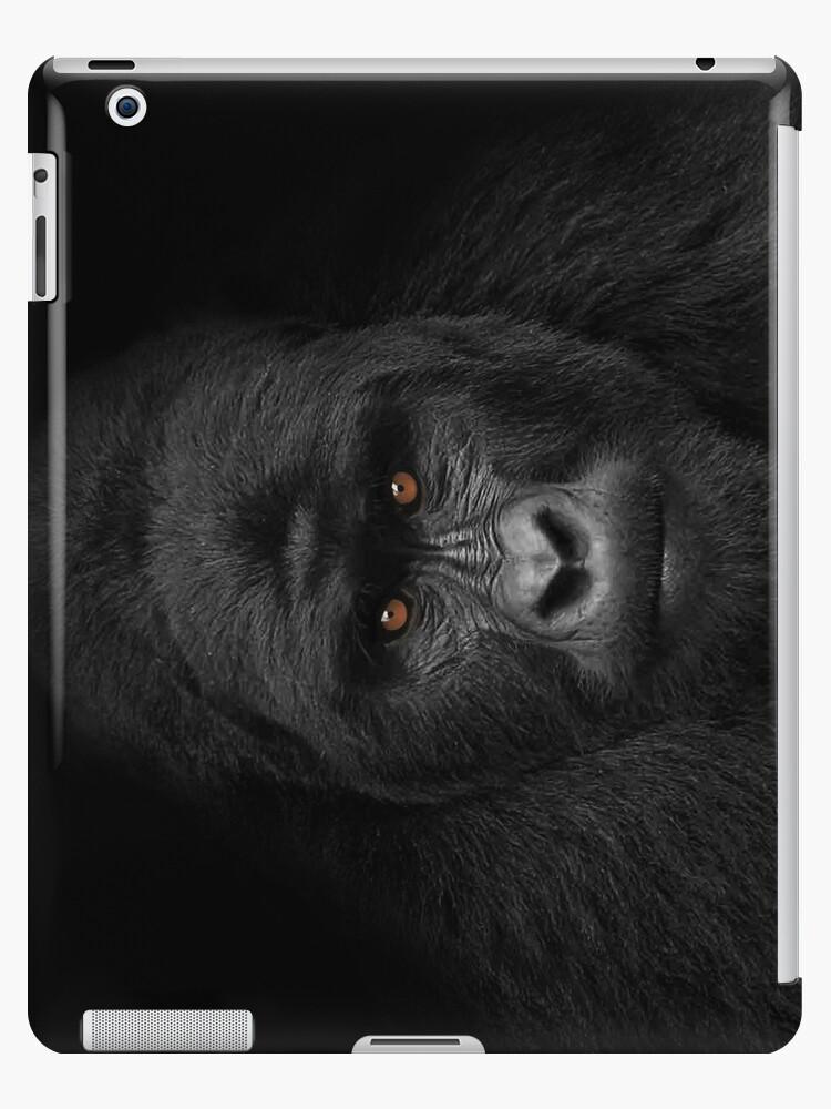 Why are they staring...? iPad Case by Wojciech Dabrowski