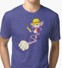 Luffy Pom Tri-blend T-Shirt