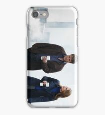 Caskett love iPhone Case/Skin