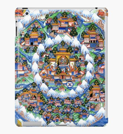 Buddhism iPad Case/Skin
