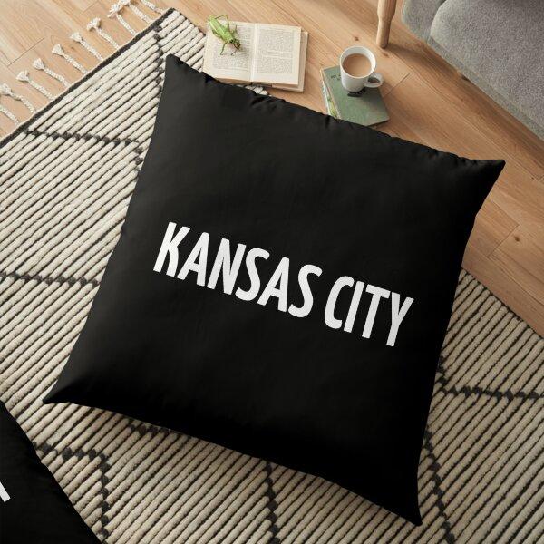 Kansas City Floor Pillow