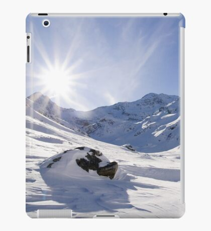 Winter Sun iPad Case/Skin