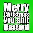 Merry Shitmas by StevePaulMyers