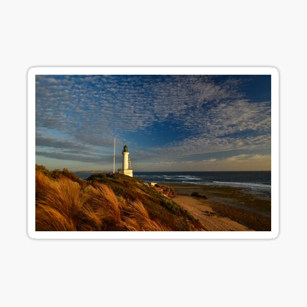 Point Lonsdale Light House Sticker
