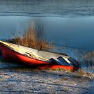 rowing boats & ice by ilpo laurila