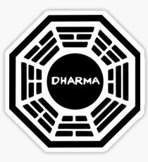 Dharma Initiative Sticker