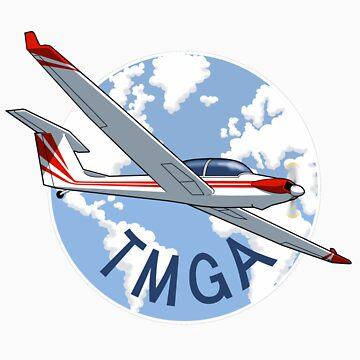 TMGA Logo by bigandy