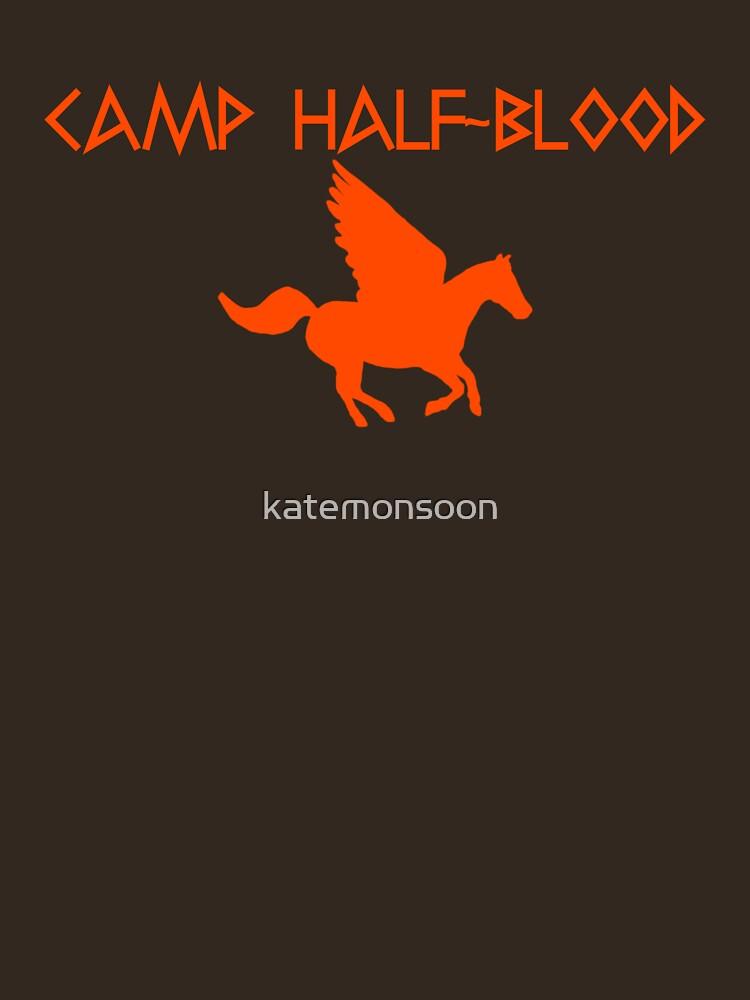 Camp Half-Blood - Orange Logo | Unisex T-Shirt
