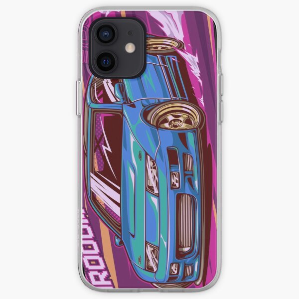 Nissan 300zx iPhone Soft Case