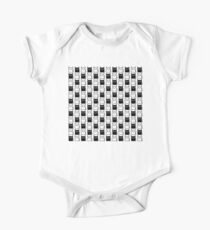 A Chess of Cats One Piece - Short Sleeve