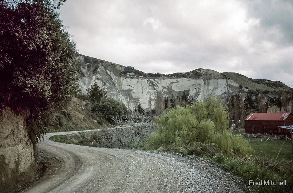 Rangitikei Gorge NZ 19640829 0002 by Fred Mitchell