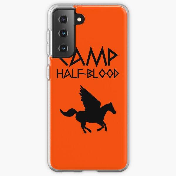 Camp Half-Blood Samsung Galaxy Soft Case