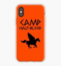 Camp Half-Blood iPhone Case