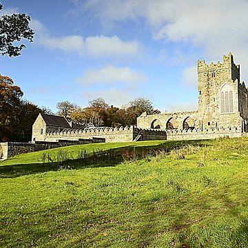 Tintern Abbey by Marsbub
