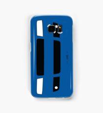 B6 simple front end design Samsung Galaxy Case/Skin