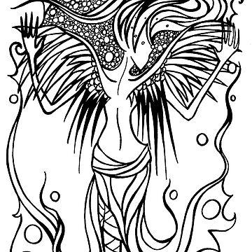 Anatomy of an Angel by traubk