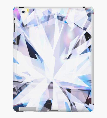 brilliant diamond iPad Case/Skin