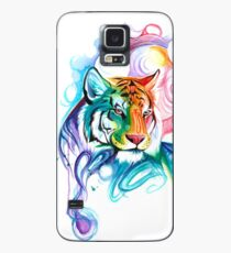 Tiger Spirit Case/Skin for Samsung Galaxy