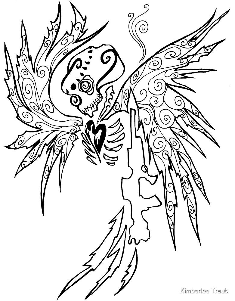Angel and Gun by Kimberlee Traub