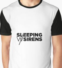 Sleeping With Sirens  Graphic T-Shirt