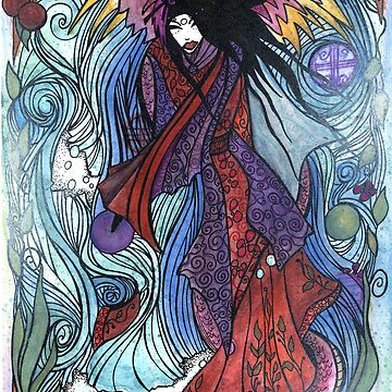 Sea Angel by traubk