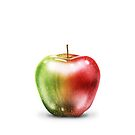apple two tone by naphotos
