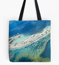 Davis Island Tote Bag