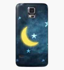 moon and stars Case/Skin for Samsung Galaxy