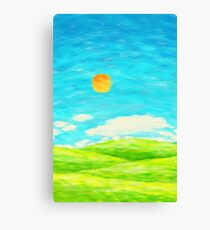 spring and summer Canvas Print