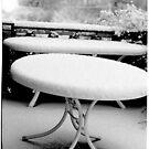 1987 - tuscany in winter by Ursa Vogel