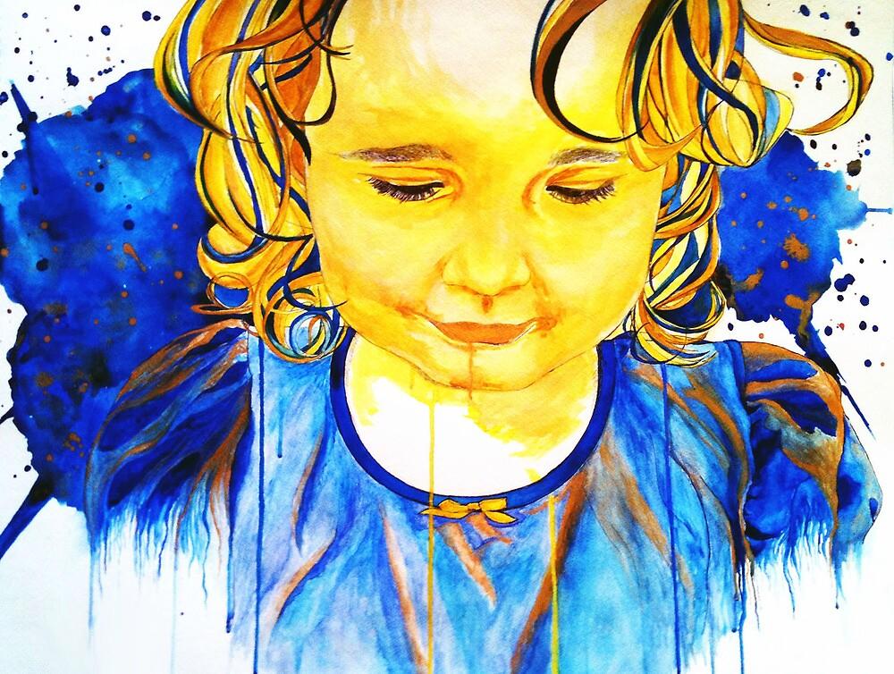 Universe Child by LaureiLiz