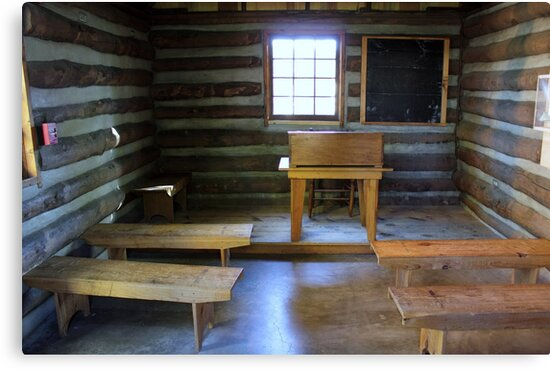 One Room School House by Jazzy724