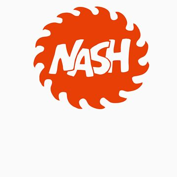 NASH (orange) by kirksucks