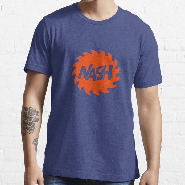 NASH (orange) Essential T-Shirt