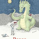 Peace Dragon by Betsy Streeter
