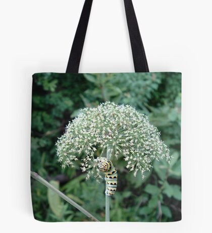 THE FLOWER EATER Tote Bag